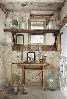 . Lavender Plants, Neutral, Shelves, Beautiful, Home Decor, Shelving, Decoration Home, Room Decor, Shelving Units
