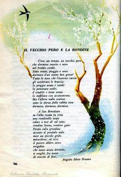 Reading Practice, Italian Words, Italian Language, Learning Italian, Vintage Books, Thoughts, Learn Languages, Corner, Sayings