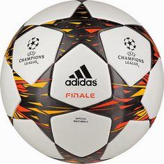 Lanzamiento del Balón Adidas que se jugara en la final UEFA Champions League 2014/15