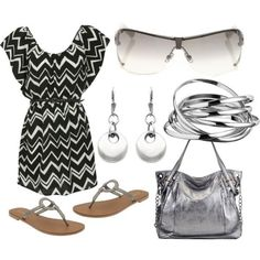 """""""Summer Dress"""" by jnifr on Polyvore by gail"""