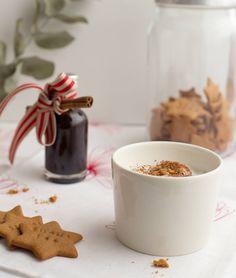 Christmas Calendar - day 3: Gingerbread syrup