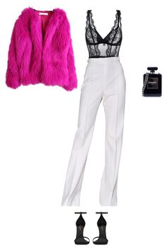"""""""Untitled #541"""" by hails47 ❤ liked on Polyvore featuring La Perla, Jason Wu, Chanel and Yves Saint Laurent"""