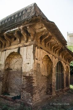 Tomb of Jani Khan at Baghbanpura (Village of Gardeners) Lahore Pakistan, Places To See, Gazebo, Architecture Design, Outdoor Structures, Tours, History, Monuments, House Styles