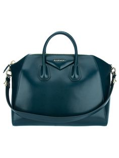 To die for turqoise Givenchy tote. #someday #handbagheaven