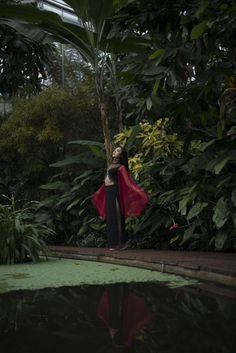 My final Photos for the Photography Editorial Fashion Media Project. creative Director- Kathryn Love Designer- Kathryn Love Photographer - Maja Jankowska Model- Ivy Elaine RuoLin MUA- Samantha Jack Location- Botanic Gardens, Scotland.