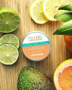 Fellows Essential Gentleman (fellowseg) Fruit Twist Natural Beard Butter 4 More Days, Beard Butter, Gentleman, Vitamins, Moisturizer, Lime, Fruit, Natural, Instagram Posts