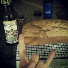 First Attempt at Beerbread