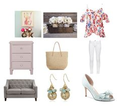 """Set 1...March 20th."" by liz957 on Polyvore featuring interior, interiors, interior design, home, home decor, interior decorating, Nina, Tanya Taylor, rag & bone and Carolee"