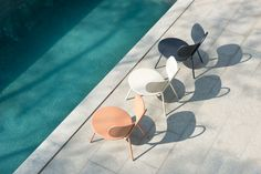 Fauteuil Swim outdoor via Goodmoods