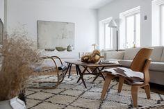 Living room, Artek-Vitra home
