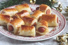 Hartstikke leuk om met oud & nieuw deze broodjes als borrelhap neer te zetten, ik weet zeker dat ze binnen no-time op zullen zijn!