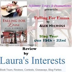 Read @DogsMomLaura 's #Review of #FallingForEmma by @Aalix_Nichols and grab the book for #FREE! :) http://dogsmomvisits.blogspot.in/2015/02/falling-for-emma-by-alix-nichols.html  #Romance #NjkinnyToursPromos