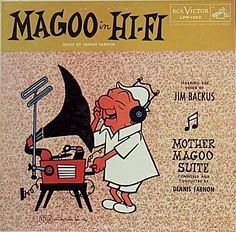 Mr. Magoo, you've done it again!