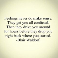 Blair Waldorf Quote