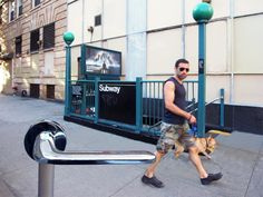 the door-as-obstacle  colombo design: roboquattro by alexander hoffart in NYC