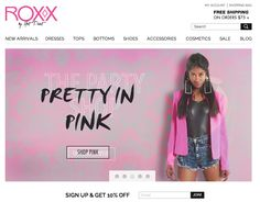 ShopRoxx Ramps Up Email Efforts To Engage Fashion-Savvy Shoppers