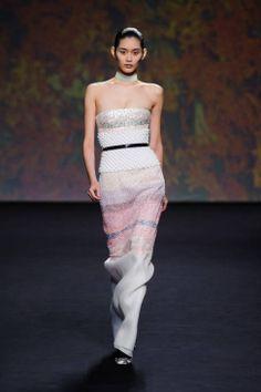 via By Sasha - Christian Dior haute couture runway fashion Fall 2013 Dior Haute Couture, Christian Dior Couture, Couture Week, Style Couture, Couture Fashion, Runway Fashion, Fashion Week, High Fashion, Fashion Show