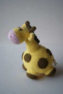 crochet giraf