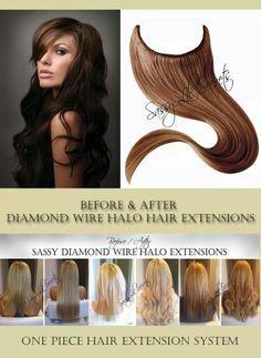 Sassy lil secrets diamond wire halo one piece instant hair sassy lil secrets diamond wire halo hair extensions sassylilsecrets pmusecretfo Choice Image