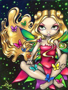 Butterfly Fairy Princess