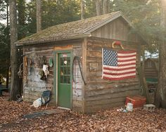 mpdrolet:    Sheriff's Cabin, 2011  Kyle Ford