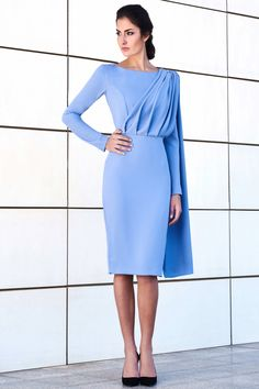 Hortensia Source by cortos Elegant Dresses, Sexy Dresses, Beautiful Dresses, Evening Dresses, Short Dresses, Fashion Dresses, Formal Dresses, Classy Dress, Classy Outfits
