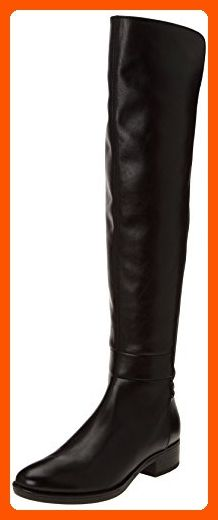 Geox Women's Felicity Over-The-Knee Riding Boot, Black, 35 BR/5 M US - All about women (*Amazon Partner-Link)