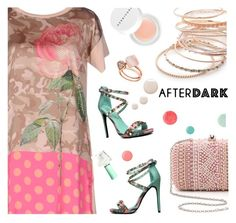 """""""After Dark: Party Outfits"""" by annbaker ❤ liked on Polyvore featuring Red Camel, VDP, Privileged, Herbivore, Santi, Michael Kors, Paul & Joe, Alessandro International, Anna Sui and Topshop"""