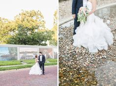 A Sage and Blush Wedding in Downtown Paducah by Rachael Houser Photography