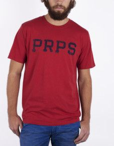 PRPS Tee. http://www.prpsjeans.com/shop/PRPS-Goods-Co/Woven-Button-Front-Shirt/P113