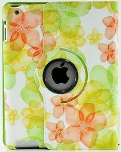 Fresh Flower Design Series for iPad 4/3/2  LOVE IT!!!!