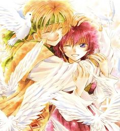 Yona and Zeno