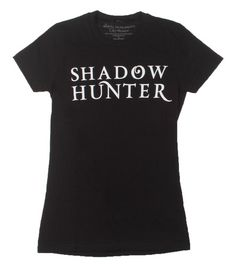 The Mortal Instruments City Of Bones Shadow Hunter Girls T-Shirt | eBay also available at hot topic
