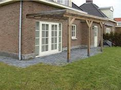Image result for wooden lean to gazebo