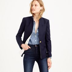 I have this blazer and would love to find a dress or skirt and blouse to wear with it. Regent blazer with satin lapel : regent Blazer Vest, Blazer Outfits, Sweater Jacket, Casual Outfits, Summer Outfits, Autumn Outfits, Jean Outfits, Work Outfits, Look Fashion