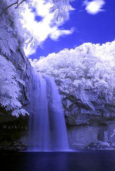 Beautiful waterfalls...