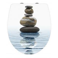 Zen Stones In Water Photograph - Zen Stones In Water Fine Art Print Zen Rock, Rock Art, Stone Cairns, Deco Stickers, Kangen Water, Wc Sitz, Shoulder Massage, Decoration Originale, Creative Visualization