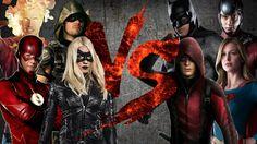 Команда Стрелы VS Команда Бэтмена [Bifrost Fight Club 3.0]