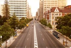 St Georges Terrace 1980s | Perth History Centre