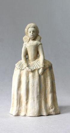 Lady , Ceramic Sculpture , Ceramic Figurine , Clay Sculpture , Art Object , Art Ceramic , Art , Pottery , Fine Art Ceramic , Décor by ImagoArtDesign