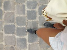 #Walking through the #Tuileries #Paris #travel #memories #legs #dusty #boots