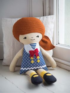 sailor doll