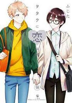 Koi, Otaku Anime, Hard To Love, Manga Covers, Shoujo, Comics, Cute, Fictional Characters, Kindle