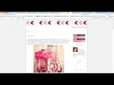 How to Install Social Media Icons on Blogger Sidebar - The EASY way!