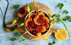 Amandine Cooking - Jeune blogueuse du Nord de la France, passionnée de cuisine et pâtisserie. Je partage à travers ce blog mes recettes équilibrées et de saison pour régaler la famille en toutes occasions. Tandoori, Chorizo, Donuts, Cocktails, Menu, Cookies, Ethnic Recipes, Hui, Sauce Crémeuse