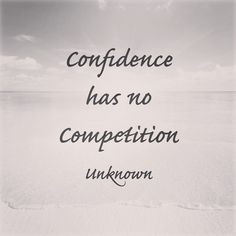 Confidence has no competition. #beyourownmotivation #competewithyourself #successfulwomen #successfulmindset #aapmrentals #ncrealtor #realtorlife #localrealtors - posted by Above All Property Management https://www.instagram.com/aboveallpm - See more Real Estate photos from Local Realtors at https://LocalRealtors.com