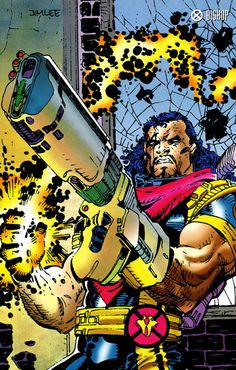 Bishop by Jim Lee by stormantic, via Flickr