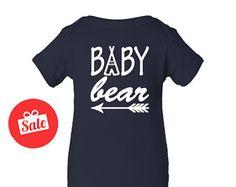 Baby Bear With Cute Arrow. #shirts #tshirts #tees #custom #slimfit #tanktops #fashion #colourful