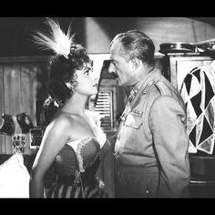 Ladies and Gentleman: Gina Lollobrigida & Vittorio De Sica #ginalollobrigida #vittoriodesica #labersagliera #sora #subiaco #paneamoreefantasia #1953 #annicinquanta #legends #theitaliancinema #vintage #cinemaitaliano #commedia #maria #antonio