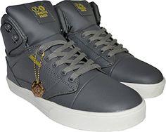 Twisted Faith Pumps High Fashion Hi Top Sneaker Casual Top VIP grau EU/11 UK - http://on-line-kaufen.de/twisted-faith/twisted-faith-pumps-high-fashion-hi-top-sneaker-eu-2